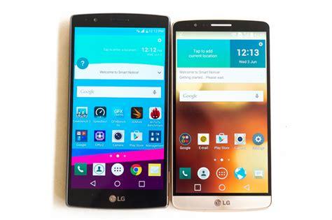 Hp Lg G3 G4 Lg G4 Vs Lg G3 Examining Lg S Big Update Gearopen