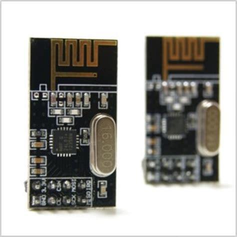arduino qt tutorial comunicaci 243 n inal 225 mbrica con el nrf24l01 con arduino