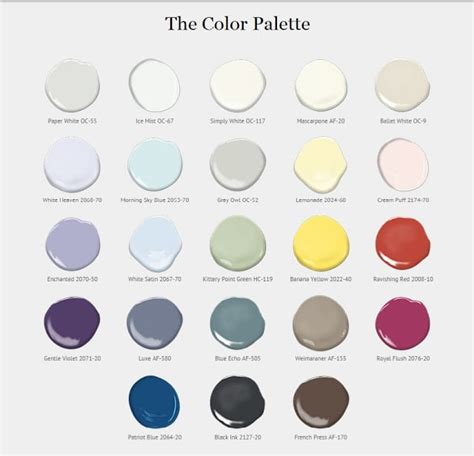 trending color palettes color of the year 2016 simply white setting for four