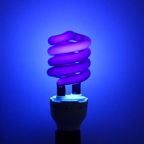 220v 36w 40w E27 Ultraviolet Uv Spiral Energy Saving Black Uv Lights