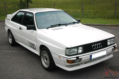 Audi Quattro White by 1988 Mb Audi Ur Quattro Turbo White For Sale Illinois Liver