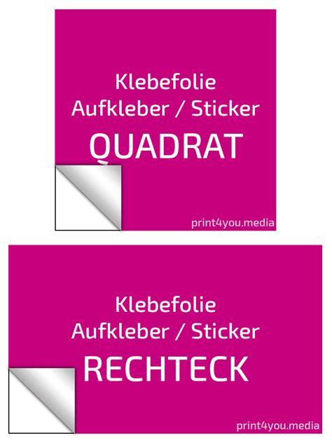 Sticker Drucken At by Print4you Media Aufkleber Drucken Sticker Drucken
