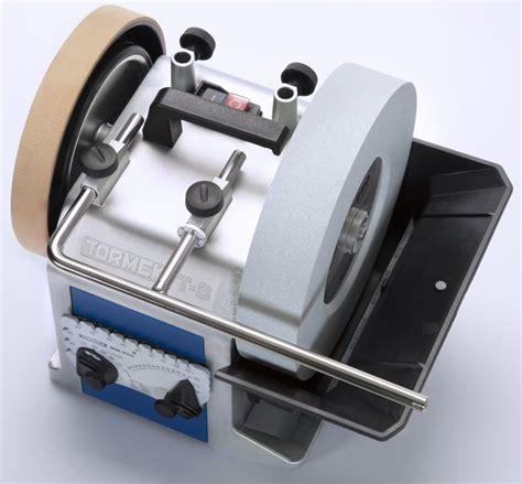 used tormek tormek t 8 sharpening system new tormek sharpener