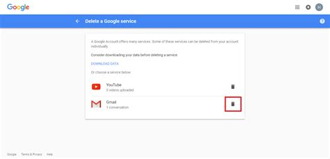 how to delete a gmail account how to easily delete your gmail account technosteroid