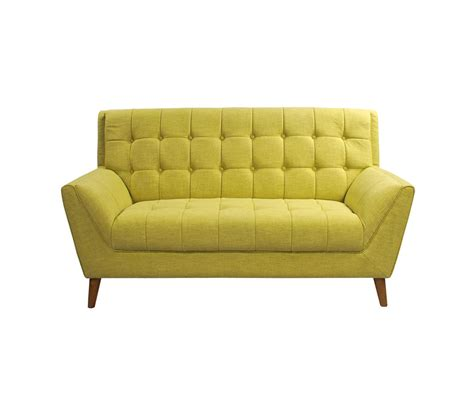 bright green sofa elwood 2 seater sofa in lime green puzzle furniture