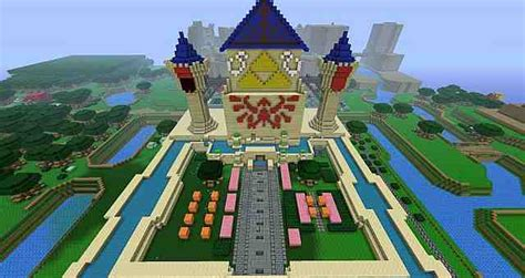 legend of zelda minecraft map seed minecraft windows 10 edition beta 0 12 2 0 rolls out with