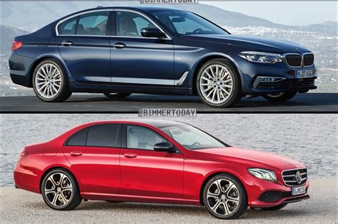 how many series does bmw bmw 5 series g30 vs mercedes e class comparison