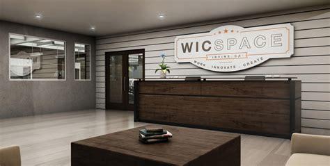 Wic Office Hours by Wic Space Kenneth Ussenko Design