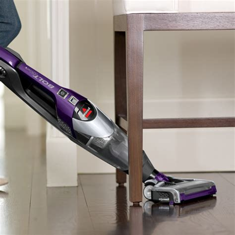 bolt ion pet cordless stick vacuum  bissell