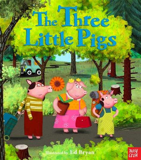 the three pigs ed bryan 9780857630452 allen