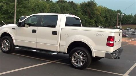 for sale 2007 ford f 150 lariat 1 owner stk p5713 www