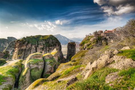 the valley of light hdr photography tutorial meteora greece the