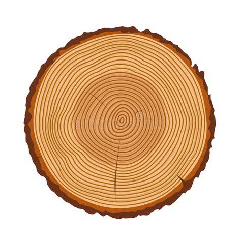 clipart albero il tronco di albero suona la struttura di vettore