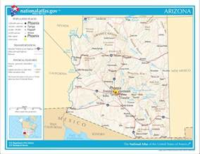 map of state of arizona file map of arizona na png wikimedia commons