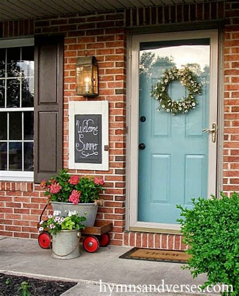 life and love front door holiday decor about me hymns and verses