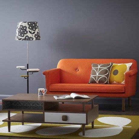 orange color sofa 17 best images about color combos gray orange on
