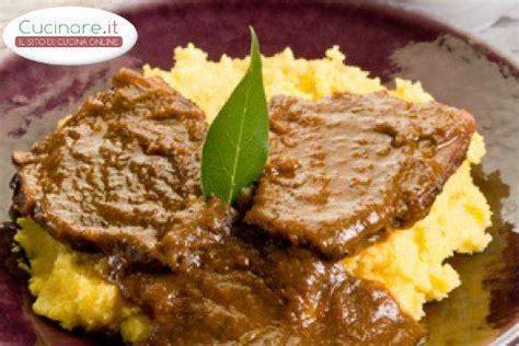 cucinare brasato brasato con polenta cucinare it