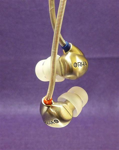 Rha T10i In Ear Headset rha t10i in ear headphone review the gadgeteer