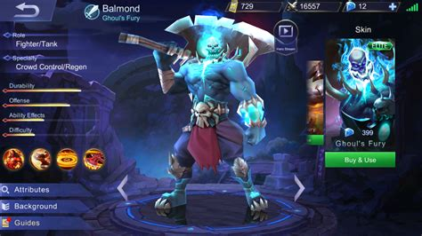 Mobile Legends Balmond 2 mobile legends balmond item skill build and strategy guide fanaticbase