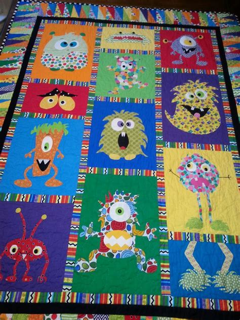 Patchwork Quilt Patterns For Boys - 1060 best quilts children s quilts images on