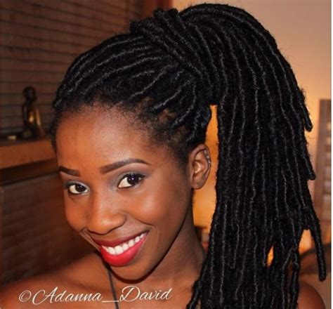 can i remove fake dreads for black women bn beauty faux locks tutorial adanna of adanna david
