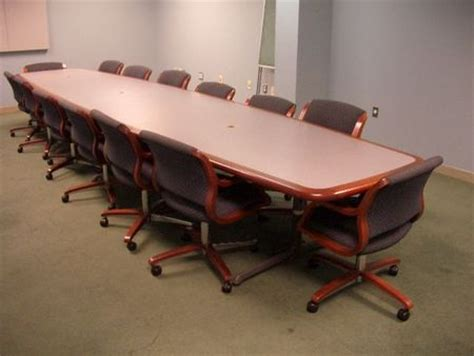 Steelcase Conference Table Steelcase Conference Tables Conklin Office Furniture