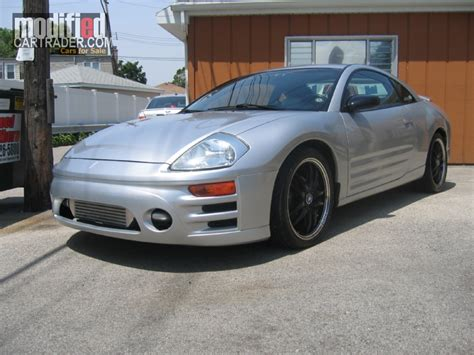 turbo for mitsubishi eclipse 2003 2003 mitsubishi turbo eclipse gs for sale chicago illinois