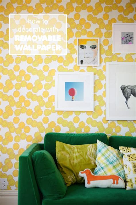 decorate  amazing removable wallpapers