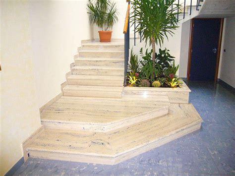 marmo per scale interne rivestimento scale rimini novafeltria scale a giorno