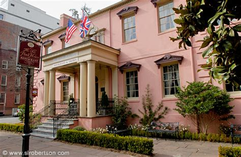 olde pink house photo of the olde pink house restaurant scott l robertson photography