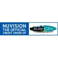 Sce Credit Letter Nuvision Federal Credit Union Logo Vector Eps Free
