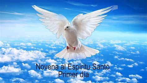 imagenes de espiritu santo novena al esp 237 ritu santo d 237 a primero novena de