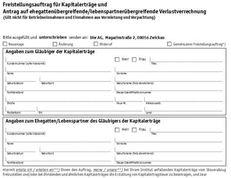 deutsche bank bauspar freistellungsauftrag sparerpauschbetrag freistellungsauftrag deutsche bank