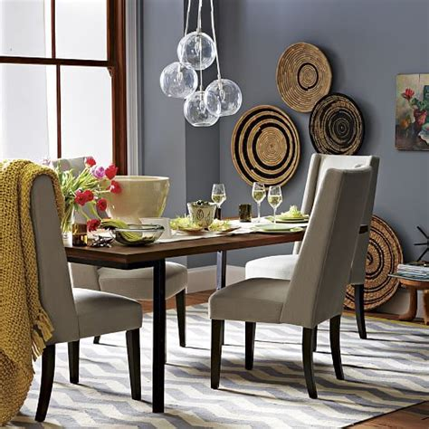 industrial dining room table industrial dining table west elm