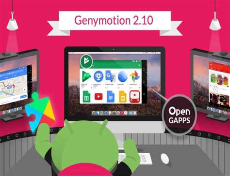 android version for mobile free genymotion android emulator free version