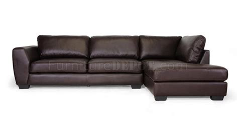 Wholesale Leather Sofas by Orland Sectional Sofa Brown Bonded Leather Wholesale