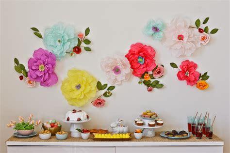 wall flower decoration ideas お花紙のアレンジ方法まとめ いろいろな作り方を紹介 iemo イエモ