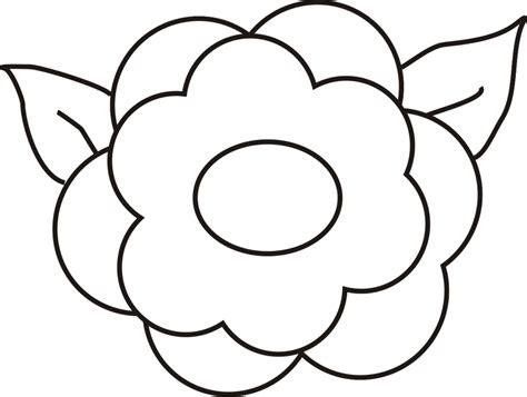 imagenes de flores grandes para colorear dibujos de flores para colorear