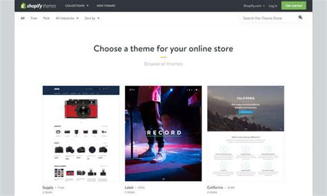 shopify themes tutorial shopify tutorial learn how to create setup your first