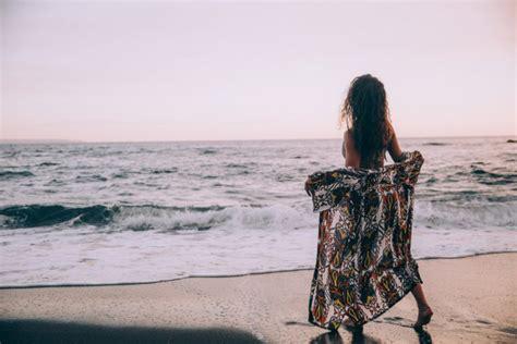 female beach picography  photo