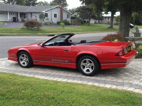 1988 chevy camaro z28 1988 chevrolet camaro related infomation specifications