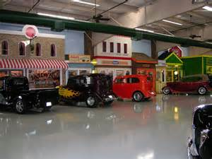 Garage Diner by Villa De Madre To Be Auctioned Includes 3 Auto Garages And