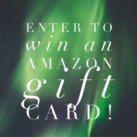 How To Win Giveaways On Amazon - 300 amazon gift card giveaway ends 8 17 mommies with