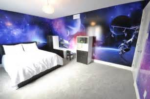 space themed bedroom retail wall graphics 171 k6 media advertising design