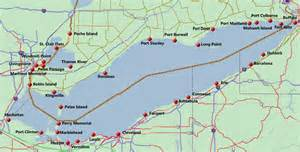 i live on lake erie can i carry on my boat in lake erie