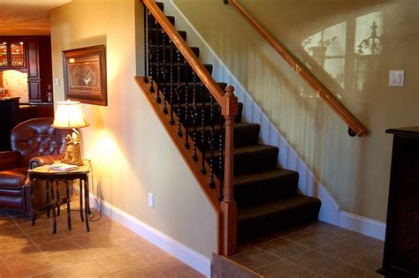 Basement Stairs Finishing Ideas Best Alternative For Basement Stair Ideas Build Jeffsbakery Basement Mattress