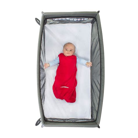 Phil And Teds Portable Crib by Lightweight Traveller Portacot Phil Teds