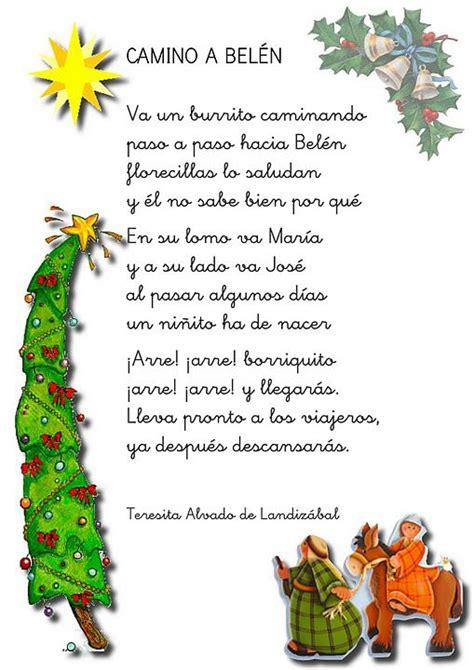 poemas de navidad poemas infantiles de navidad buscar con google curso