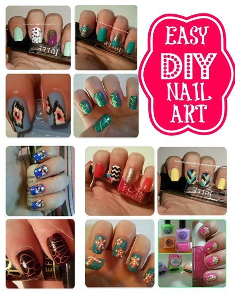 hairspray nail art tutorial february 2013 archives hairspray and highheels