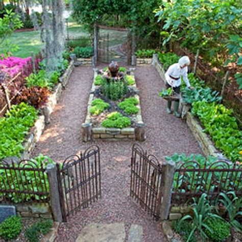 62 affordable backyard vegetable garden designs ideas
